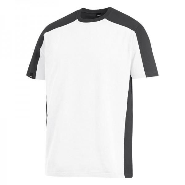 FHB MARC Herren T-Shirt, zweifarbig