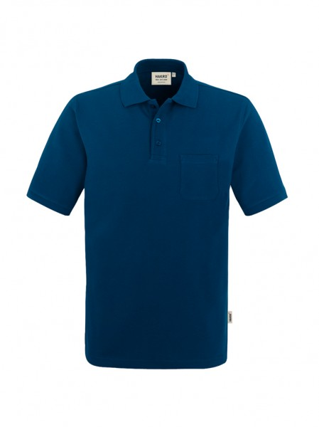 Pocket-Poloshirt Top von HAKRO