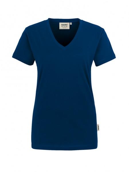 Damen-V-Shirt Classic von HAKRO