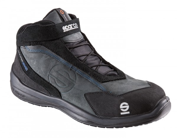 Sparco Sicherheitshalbschuh Black Racing Evo S3