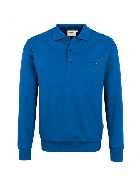 Pocket-Sweatshirt Premium von HAKRO