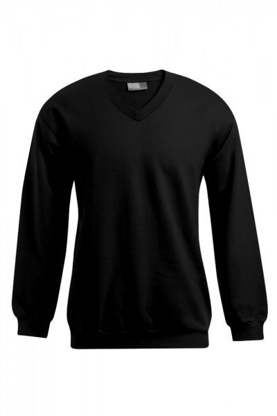 Promodoro Herren Men's V-Neck Sweater