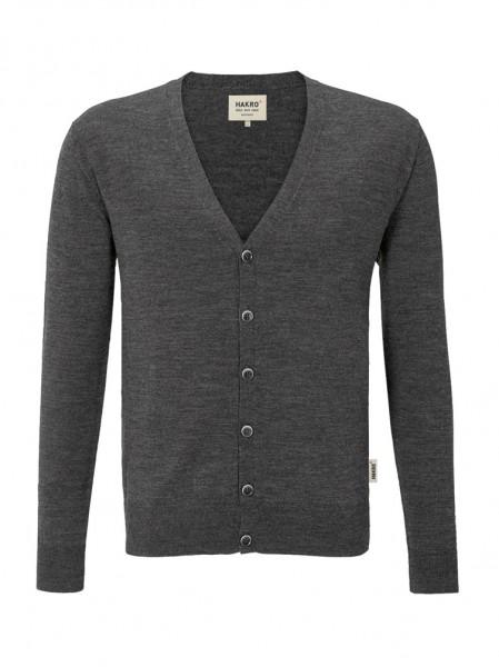 Cardigan Merino Wool von HAKRO
