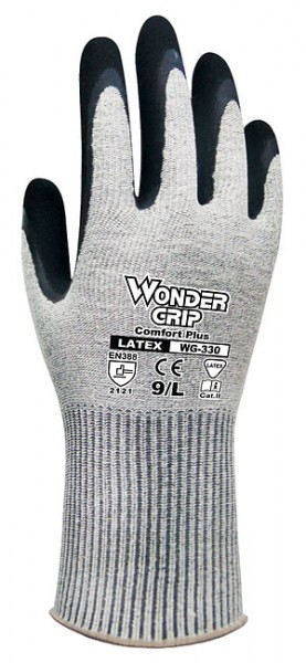 Wonder Grip Comfort Plus Handschuhe WG-310